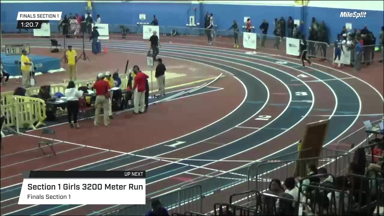 High School Girls' 3200m Section 1 | Prince George's ...