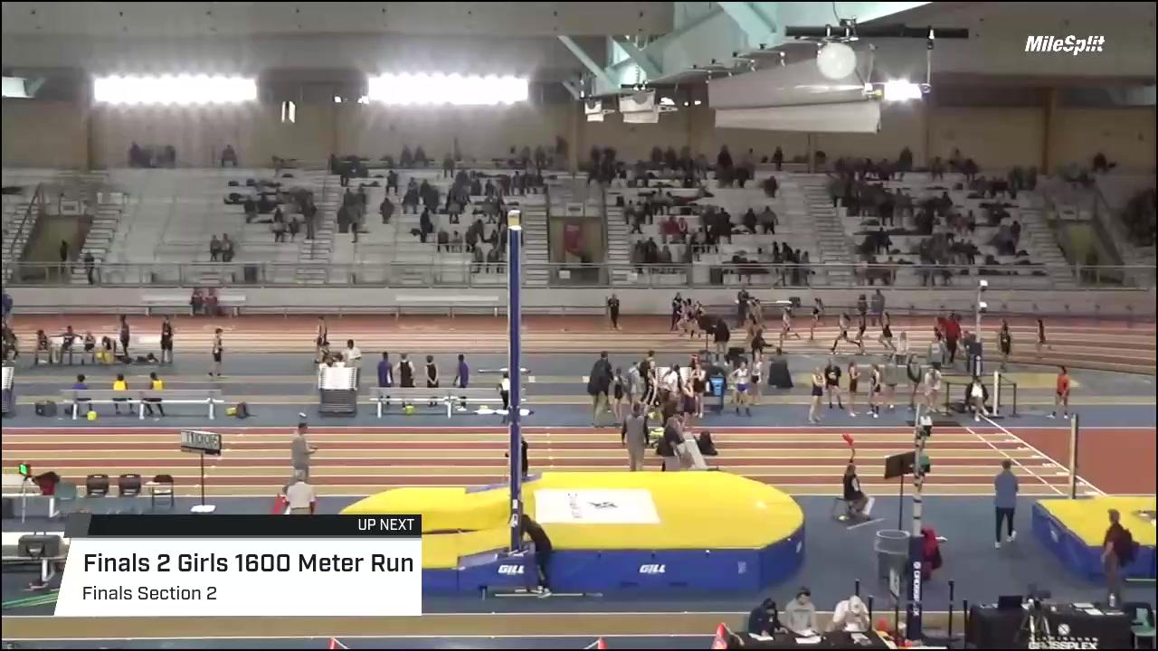High School Girls` 1600m Finals 2
