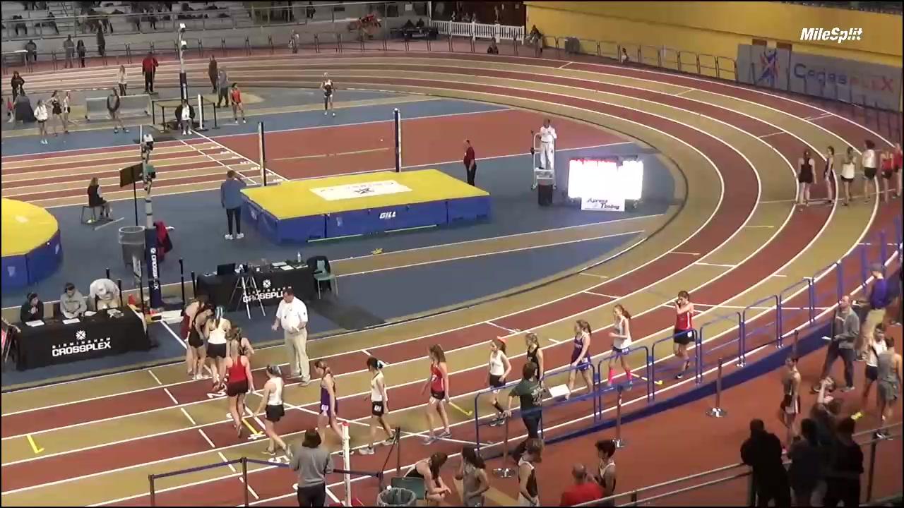 High School Girls` 1600m Finals 3