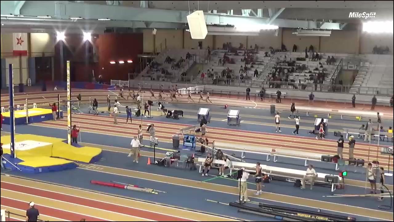 High School Boys` 1600m Finals 1